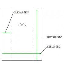 ed220cc9c903 180 x 250 x 0,025 mm-es (18 x 25 cm-es) BOPP (celofánszerű) tasak