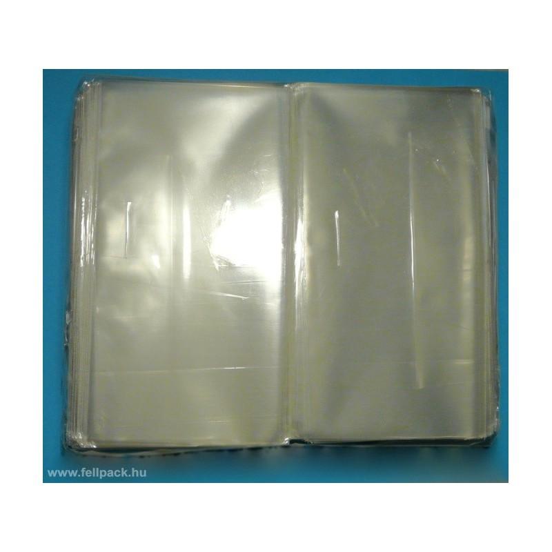 9e322557d9c3 250 x 450 x 0,025 mm-es (25 x 45 cm-es) BOPP (celofánszerű) tasak