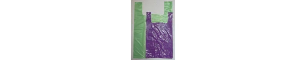 742ed291ecab Műanyag ingvállas bevásárló táska, reklámszatyor - Csomagolóanyag ...